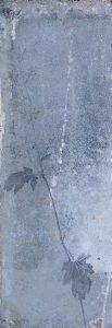 Whispering no 4 (2016) graphite/oxidized zinc 59 x 20 cm